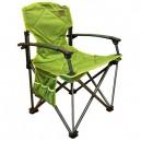 Кресло складное с чехлом Camping World Premium Dreamer,зеленое