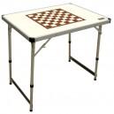 Стол складной шахматный Camping World Chess Table Ivory