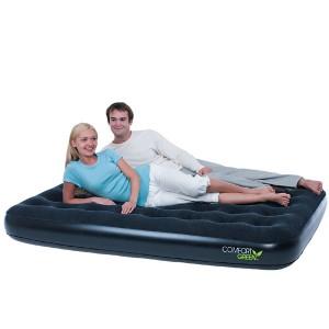 Кровать надувная Bestway Comfort Green Double двухместная ш.137см
