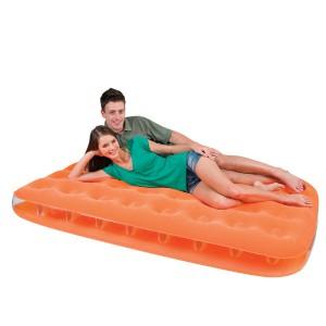 Кровать надувная Bestway Fashion Flocked Air Bed Queen двухместная ш.152см