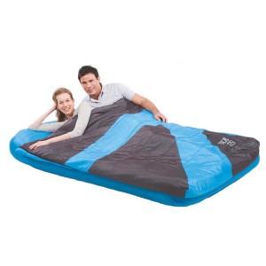 Кровать надувная Bestway Aslepa Air Bed Double двухместная ш.137см