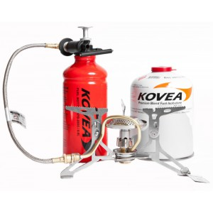 Горелка мультитопливная Kovea Dual Max Stove 2.6 кВт