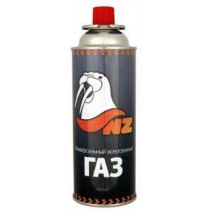 Баллон газовый цангового типа NZ 220 г