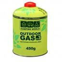 Баллон газовый резьбовой Camping World Outdoor 450